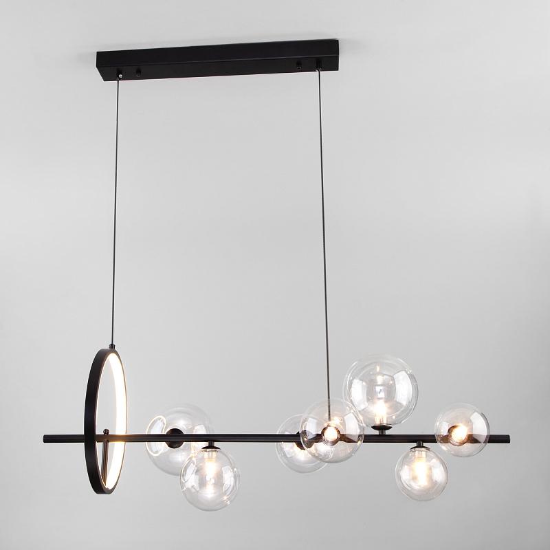 Подвесной светильник Eurosvet Smart Sorento 90167/8 черный