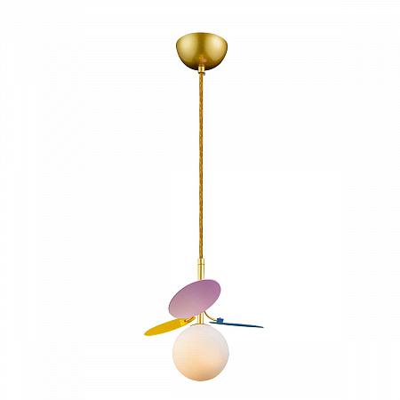 Подвесной светильник Loft IT Matisse 10008/1P mult