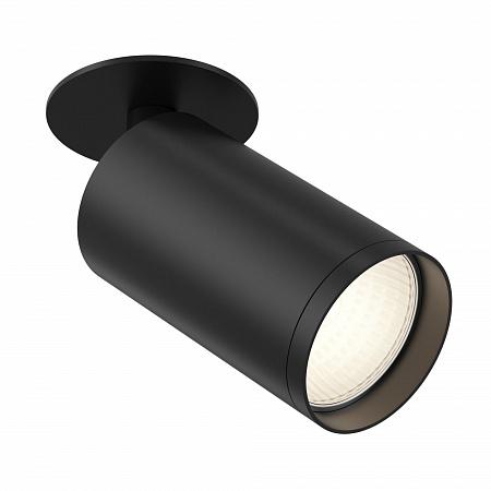 Встраиваемый светильник Maytoni Focus S C049CL-1B