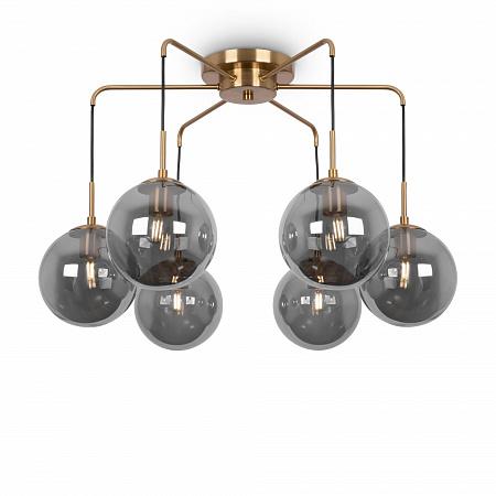 Подвесной светильник Freya Moricio FR5140PL-06G