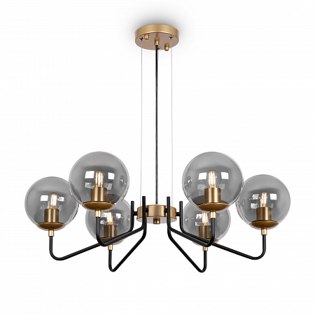 Подвесной светильник Freya Moricio FR5140PL-06GB