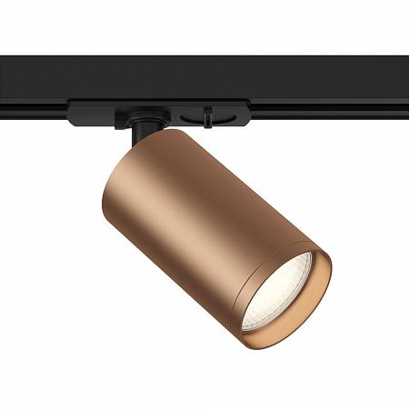 Трековый светильник Maytoni Focus S TR020-1-GU10-BC