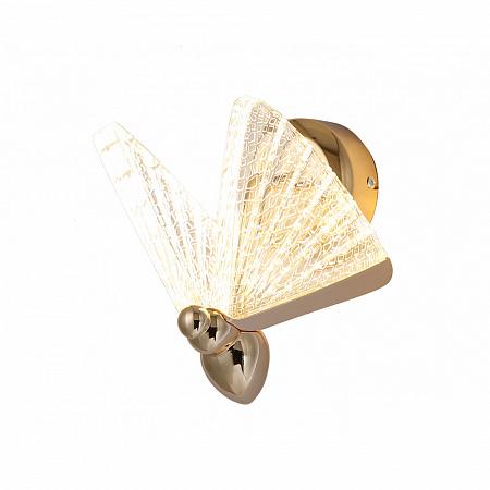 Настенный светодиодный светильник Kink Light Баттерфляй 8444,33