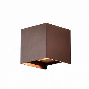 Настенный уличный светильник Mantra Davos 6527