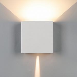 Настенный уличный светильник Mantra Davos 7436
