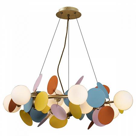 Подвесная люстра Loft It Matisse 10008/700 mult