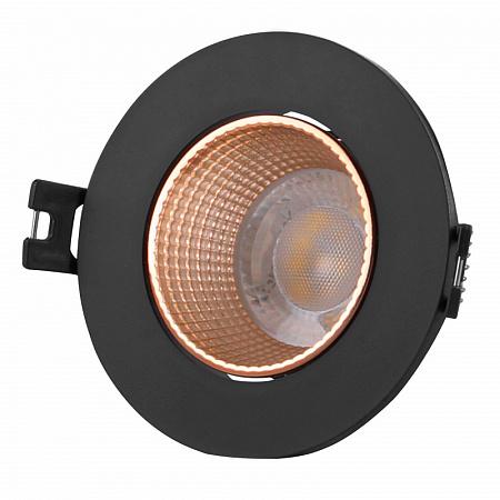 Встраиваемый светильник Denkirs DK3020 DK3061-BBR