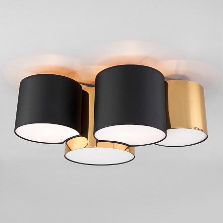 Потолочный светильник TK Lighting Mona 3446 Mona Black/Gold