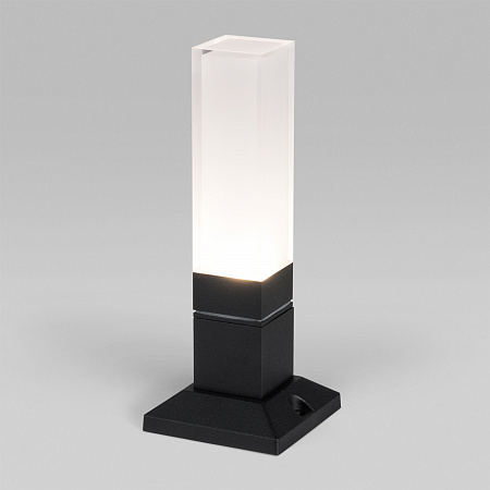 Уличный ландшафтный светильник Elektrostandard Techno 1536 TECHNO LED чёрный