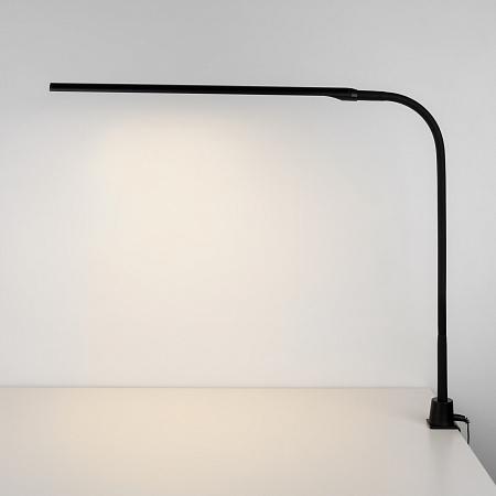 Настольная лампа на струбцине Eurosvet Flex 80429/1 черный