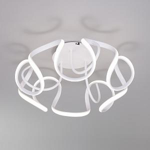 Светодиодная люстра Eurosvet Alstroemeria 90238/1 белый