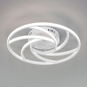 Потолочный светильник Eurosvet Indio 90207/1 белый