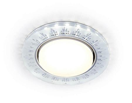 Встраиваемый светильник Ambrella light GX53 Spot G222