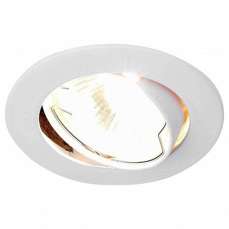 Встраиваемый светильник Ambrella light Classic 104S WH