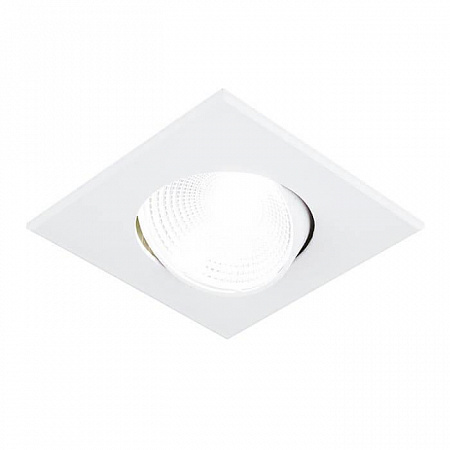 Встраиваемый светодиодный светильник Ambrella light Techno Led S490 W