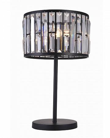 Настольная лампа Lumien Hall Кароль 0003/3T-BK-CL