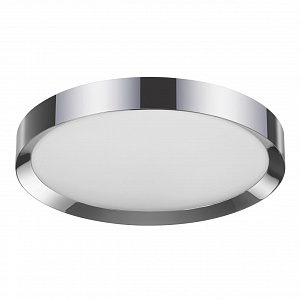 Настенно-потолочный светильник в пультом ДУ Odeon Light LUNOR 4947/60CL