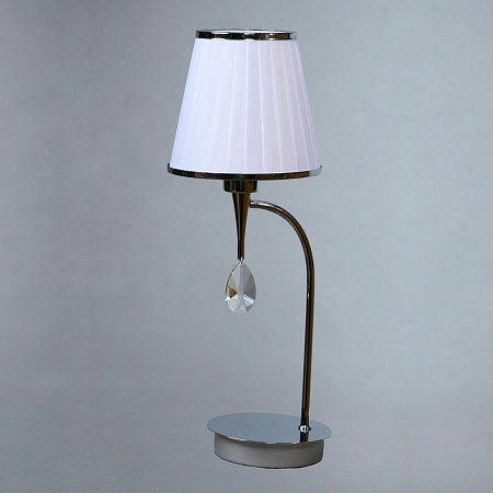 Настольная лампа Brizzi Alora MA 01625T/001 Chrome