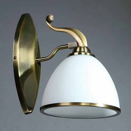 Бра Brizzi Almeria MA 02401W/001 Bronze