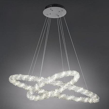 Подвесной светодиодный светильник Bogates Pandora 417/2 Strotskis