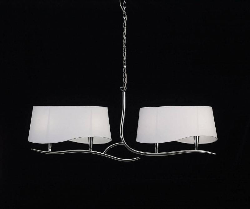Подвесной светильник Mantra Ninette Chrome 1901