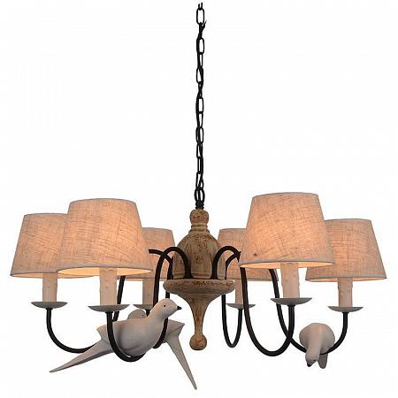 Подвесная люстра Favourite Birds 1594-6P