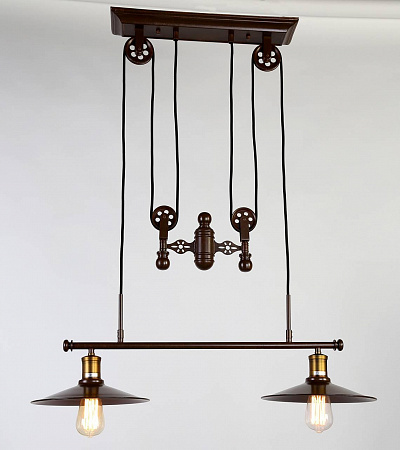 Подвесная люстра Favourite Winch 1762-2P