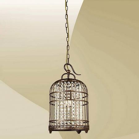 Подвесной светильник Favourite Cage 9578-1P