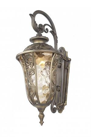 Уличный настенный светильник Favourite Luxus 1495-1W