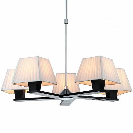 Подвесная люстра Arte Lamp Fuji A1295LM-5BK