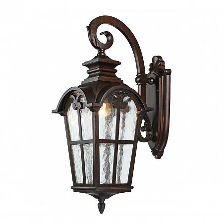Уличный настенный светильник Favourite Bristol 2036-1W