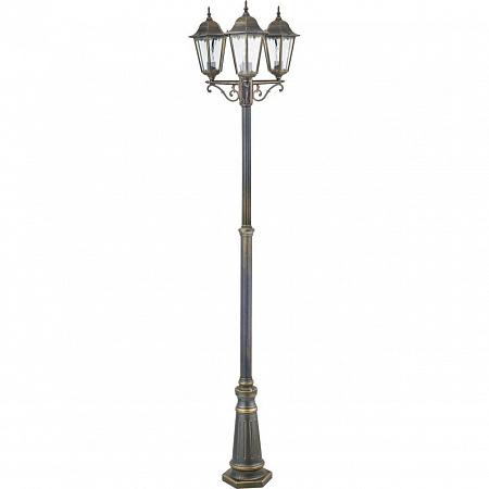 Садово-парковый светильник Favourite London 1808-3F