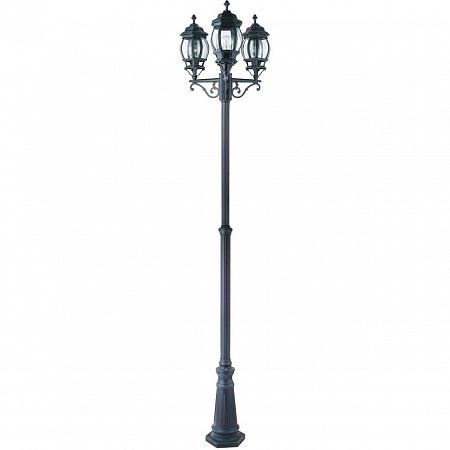 Садово-парковый светильник Favourite Paris 1806-3F