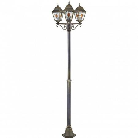 Садово-парковый светильник Favourite Zagreb 1804-3F