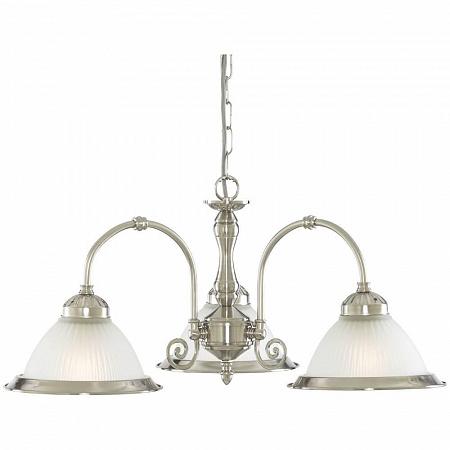 Подвесная люстра Arte Lamp American Diner A9366LM-3SS