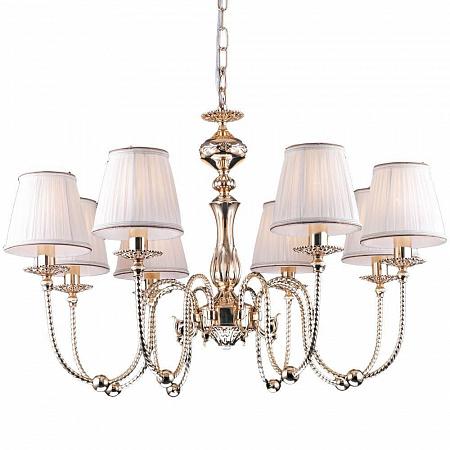 Подвесная люстра Arte Lamp Orafo A2044LM-8GO