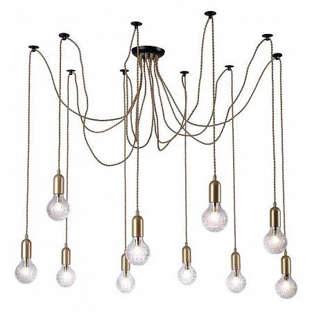 Подвесная люстра Arte Lamp 70 A8040SP-10SG