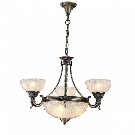Подвесная люстра Arte Lamp Fedelta A5861LM-3-3AB