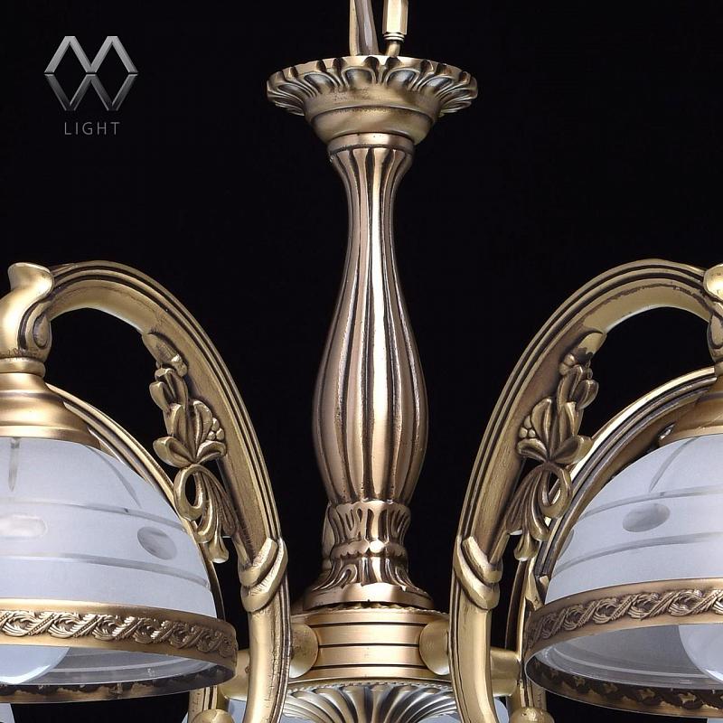 Подвесная люстра MW-Light Ангел 295011005