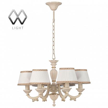 Подвесная люстра MW-Light Ариадна 450012506