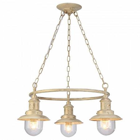 Подвесная люстра Arte Lamp Sailor A4524LM-3WG