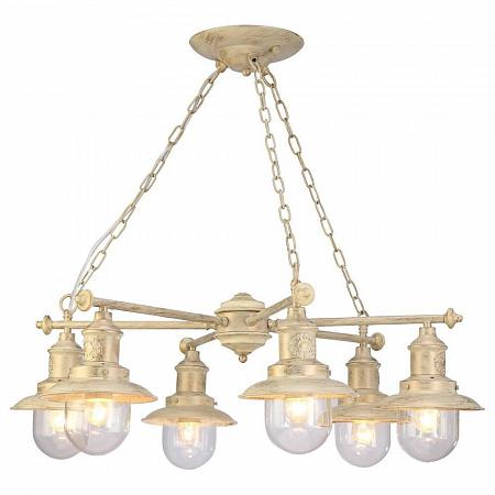 Подвесная люстра Arte Lamp Sailor A4524LM-6WG