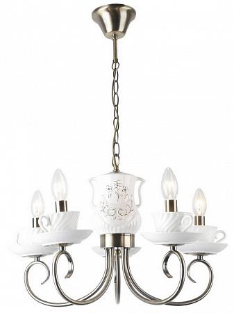 Подвесная люстра Arte Lamp Teapot A6380LM-5AB
