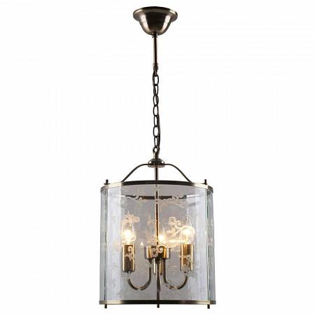 Подвесная люстра Arte Lamp Bruno A8286SP-3AB