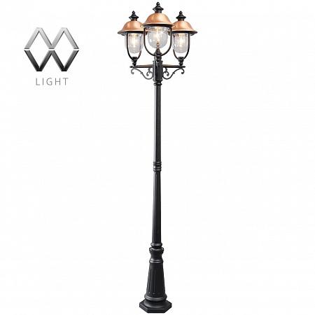 Садово-парковый светильник MW-Light Дубай 805040702
