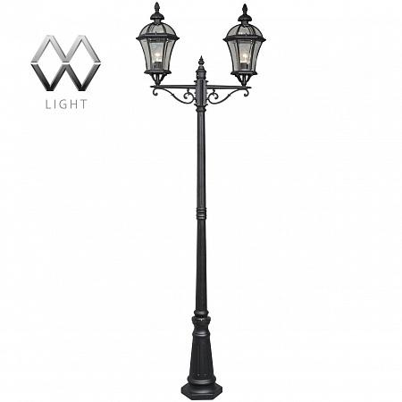Садово-парковый светильник MW-Light Сандра 811040602
