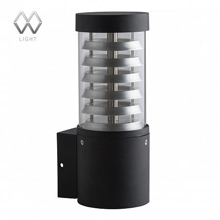 Уличный настенный светильник MW-Light Меркурий 807021701