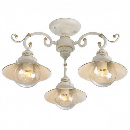 Потолочная люстра Arte Lamp 7 A4577PL-3WG