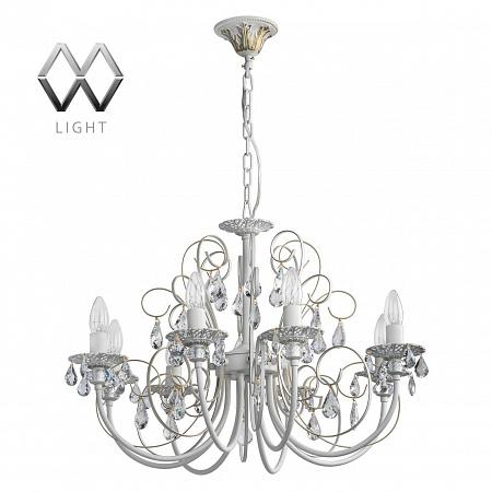 Подвесная люстра MW-Light Свеча 301015308
