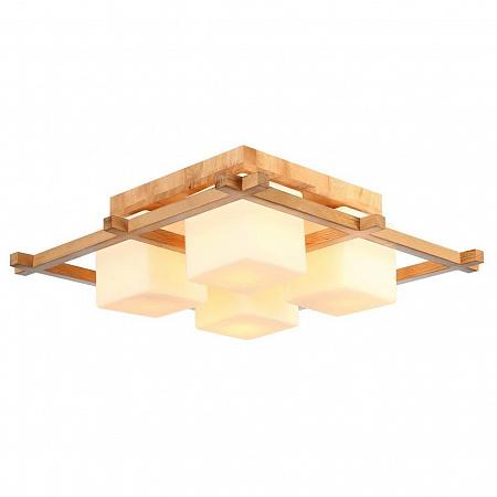 Потолочная люстра Arte Lamp 95 A8252PL-4BR